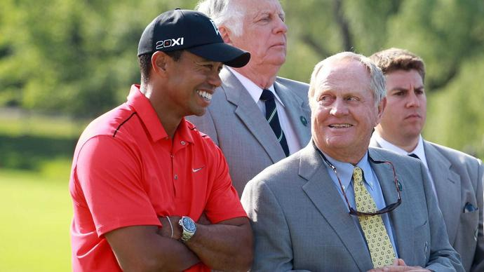 Woods to play Memorial ahead of U.S. Open