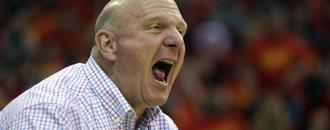 Clippers owner Steve Ballmer: