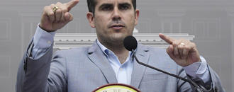 Embattled Puerto Rican governor won