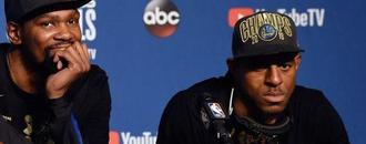 Andre Iguodala: I broke my leg last year, but Warriors called it just a bruise