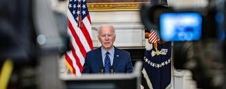With passage of COVID-19 relief plan imminent, Biden delivers a final sales pitch