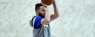 Steph Curry looks ready for NBA 3-Point Contest with red-hot practice