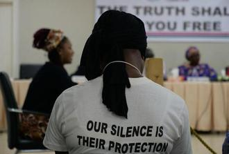 Fatou Jallow gave evidence to the commission in 2019 about how she was sexually assaulted by President Yahya Jammeh