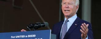 Biden Stresses Unity, Rips Into Trump in Economic Address