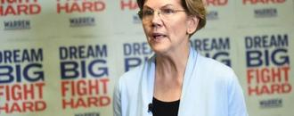 Warren says all-women Democratic presidential ticket can beat Trump