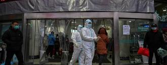 China hardens virus defences as death toll hits 56