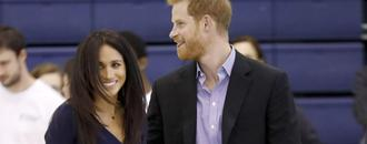 Meghan Markle, Woman of Many Talents, Played Basketball in Heels Today