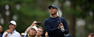 Woods leads from front as U.S. win Presidents Cup