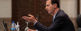 Syrian leader sacks Central Bank chief amid currency crash