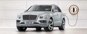 Bentley Will Offer Hybrid Versions of Every Car It Makes and Add an EV by 2025