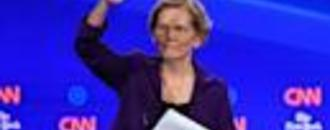 Anti-Trump businesswomen are nervous about Warren, and the Democratic debate didn