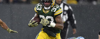 Rodgers: Jones should be in NFL MVP conversation
