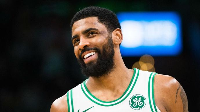 Irving: There's 'nothing like' delivering for the Celtics in the playoffs