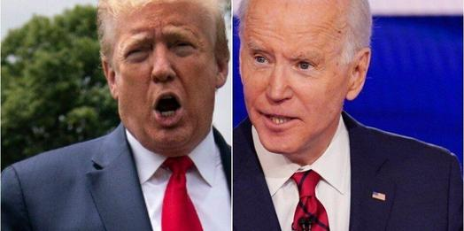 Trump Flips Out After Biden Ad Rips Him For Golfing Amid Growing Death Toll