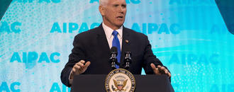 Pence: Gaza attack shows Hamas can