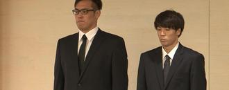 Basketball: Japanese basketball players made to stand at press conference after scandal