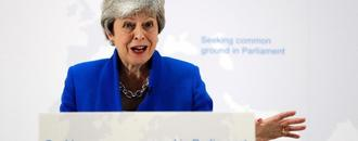 May stares at defeat in final Brexit gambit