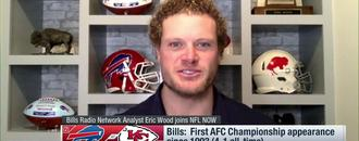 Eric Woods previews Bills-Chiefs in AFC Championship Game