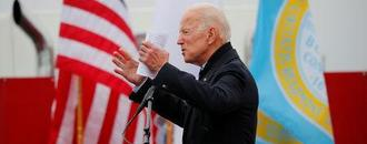 Former U.S. vice president Biden to announce 2020 election run on Thursday