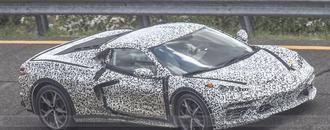 Get Your Weekly Mid-Engine Corvette C8 Fix with These New Spy Photos