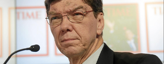 "Clayton Christensen, author of ""The Innovator"