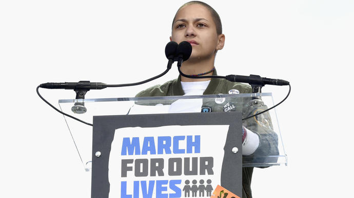 Parkland Survivors React To Santa Fe High School Shooting In Texas