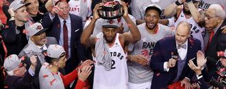 Best player in the NBA? Leonard focused on Raptors