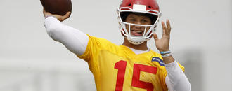 Quarterback is biggest question for AFC West champion Chiefs