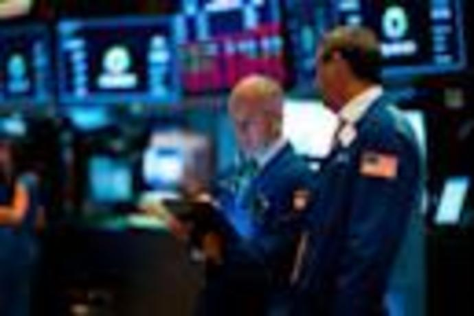 Stock poised to open lower as jobless claims surge to record 3.3 million