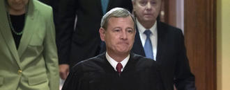 Pence criticizes Chief Justice Roberts, says court
