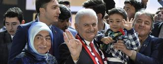 Turkish PM launches