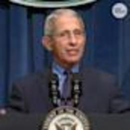 Dr. Anthony Fauci warns US is