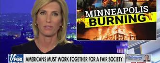Laura Ingraham to African Americans: Trump Understands Police Violence Because of Russia Probe