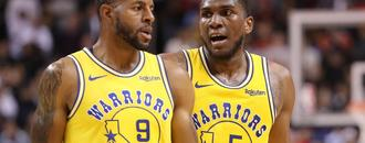 Why Andre Iguodala hopes Kevon Looney leaves Warriors in free agency