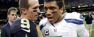 Russell Wilson asks Drew Brees to start in his place in the Pro Bowl
