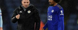Leicester boss Rodgers confident Chilwell and Choudhury have learned lesson