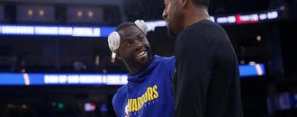 Why Kendrick Perkins gives Draymond Green