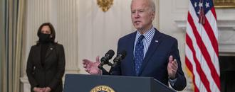 Biden to sign executive order aimed at promoting voting rights