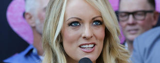 Trump lawyers seek to toss Stormy Daniels