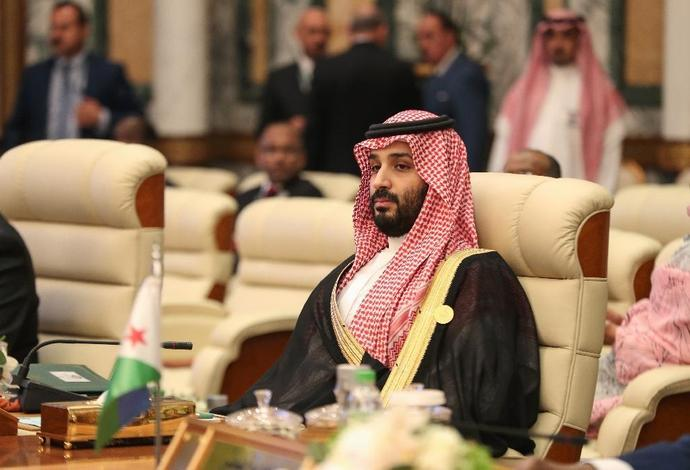 Saudi Crown Prince Mohammed bin Salman said he would protect his country