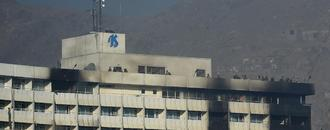 Kabul hotel attack toll at least 22: officials