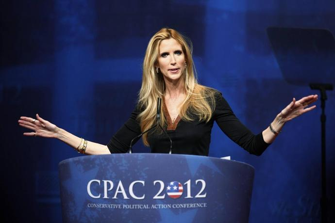 Berkeley Cancels Ann Coulter's Speech, But She Vows To Speak Anyway