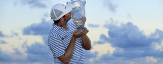 Hudson Swafford celebrates first victory in 3 ½ years with