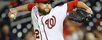 Phillies finally add to bullpen by agreeing to deal with Drew Storen
