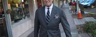 Trump lawyer shrugs off Roger Stone meeting with Russian over Clinton dirt