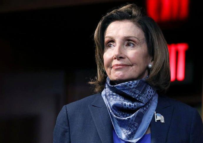 House Speaker Pelosi says may look at guaranteed income, other aid