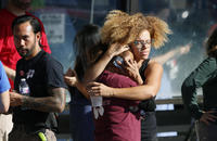 1 dead, dozens of hostages freed after Los Angeles standoff