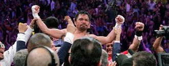 Pacquiao mulls future after title stunner