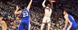 Wade still unsure of NBA future but signs lifetime shoe deal