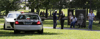 Police Arrest Man Believed to Be Connected to 46 Overdoses in a Connecticut Park